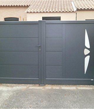 Portails et portes de garage